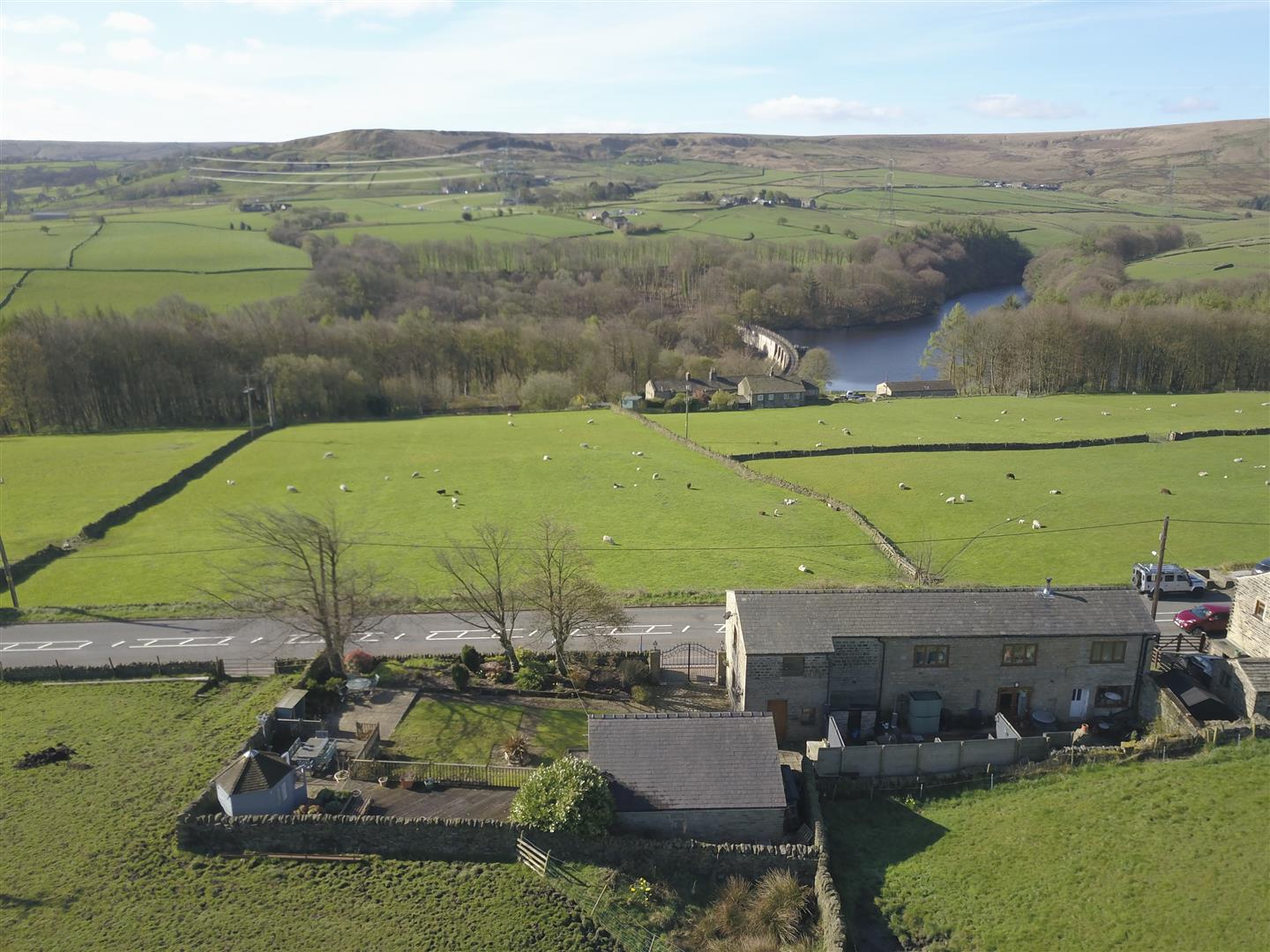 Winter Cottage, 94 Rochdale Road, Ripponden, HX6 4LF